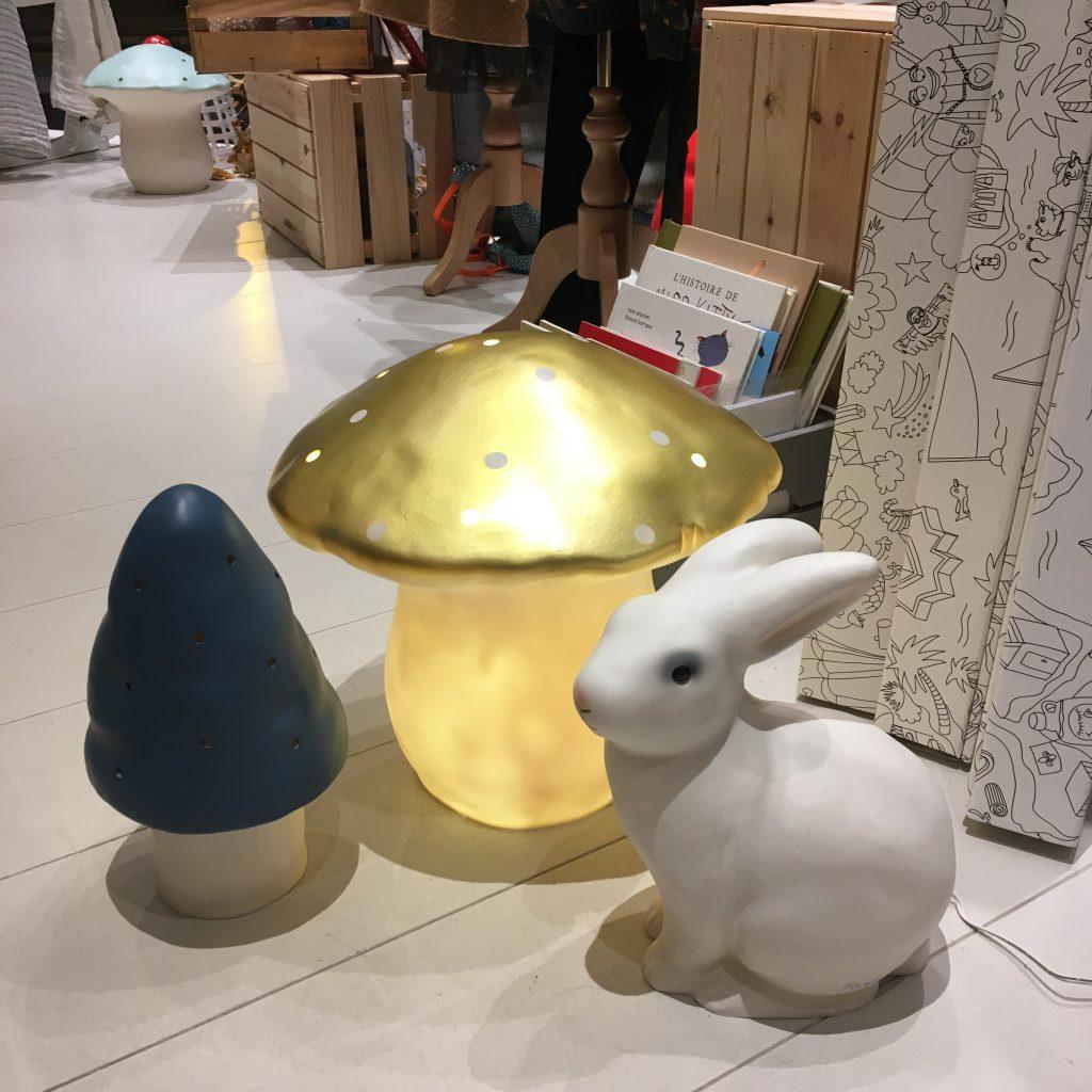 *Nouveau à la boutique* Egmont Toys, lampes et veilleuses poétiques made in Europe